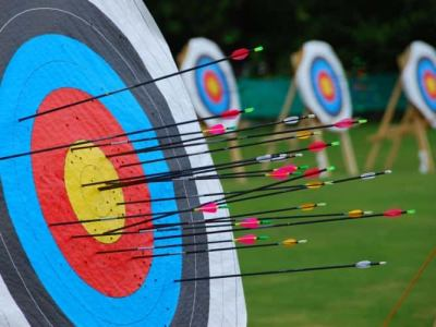 An image of archery