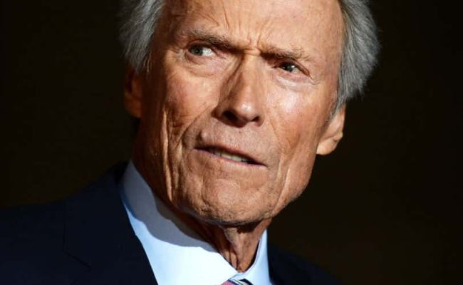 Watch Clint Eastwood Went To Work Despite A Looming