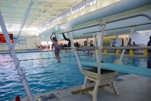 1-meter Diving Board Scholarship Fund Dedicated