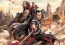 'Rebel Rising y Guardians Of The Whills' Nuevas Novelas de SW