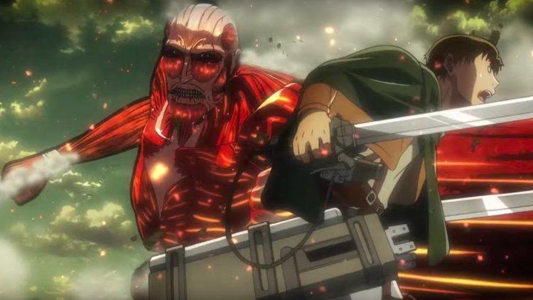 Attack On Titan Temporada 2 Trailer