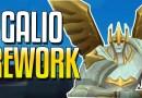 League Of Legends renueva a 'Galio'