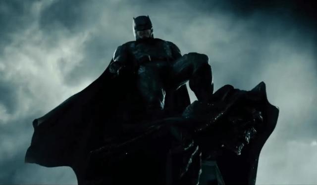 'La Liga de la Justicia' Trailer Internacional
