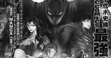 'Liga de la Justicia' Tendrá Manga