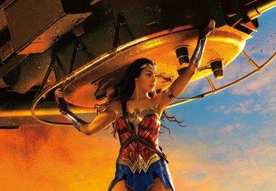 Wonder Woman Llega a Salvar el DCEU