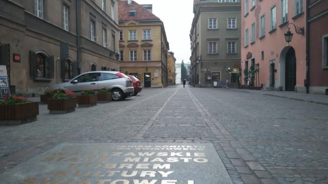 世界遺産に登録されている旧市街
