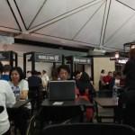 【空港ラウンジ体験記】香港国際空港 Plaza Premium Lounge Terminal1 West Hall