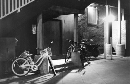 Alley, Afterdark,