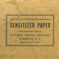 Eastman Kodak VELOX E No.4 One Gross 5X7 Sensitized Paper