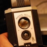 Kodak Brownie Reflex Synchro Nightlight