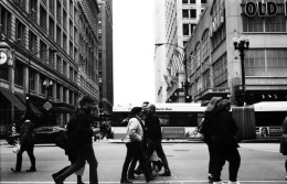 Busy busy streets