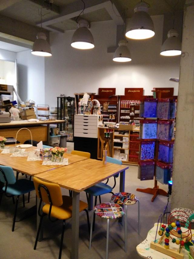 Welkom bij de Hobbywinkel in Alphen aan den Rijn; distributeur voor Stamperia in Nederland