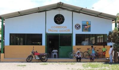 The Dehon Soup Kitchen in Ecuador