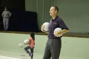 BWR Dodgeball