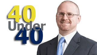 Roche Selected to Augustana Alumni 40 Under 40