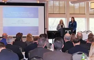 Davenport Evans Banking Seminar Dixie K. Hieb and Ashlee A. Wendt