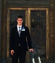 Nate Vinzant DEHS Scholar