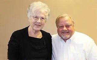 Colleen Emmons and Rick Orr Retirement Davenport Evans