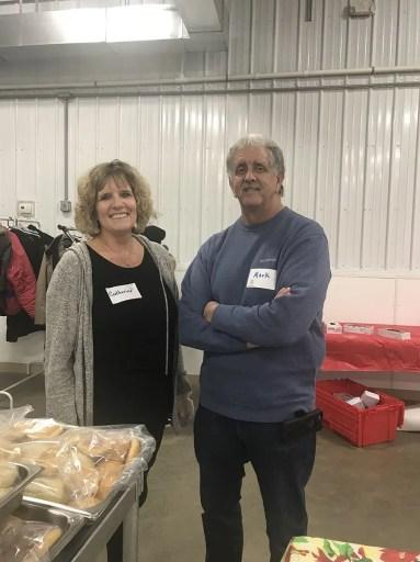 Banquet Volunteers