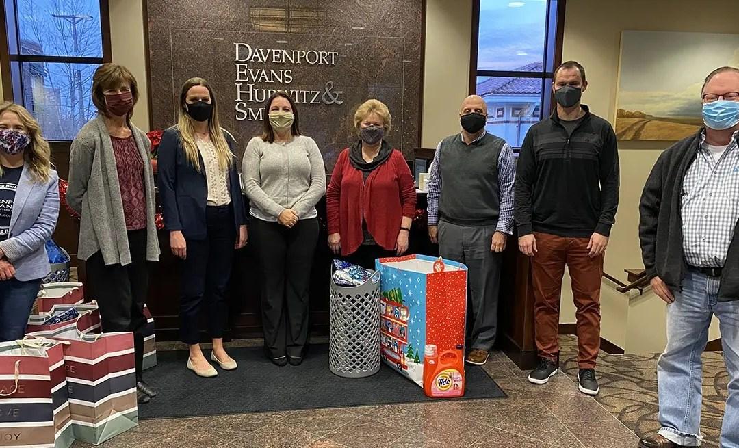 Davenport Evans Christmas Gifts 2020