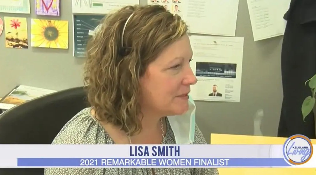 KELOLAND Announces Remarkable Women Finalist Lisa Smith