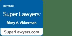 Mary A. Akkerman Super Lawyers 2021