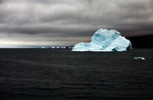 Photo credit: GROUNDED ICEBERG, Camille Seaman, East Greenland 2006.