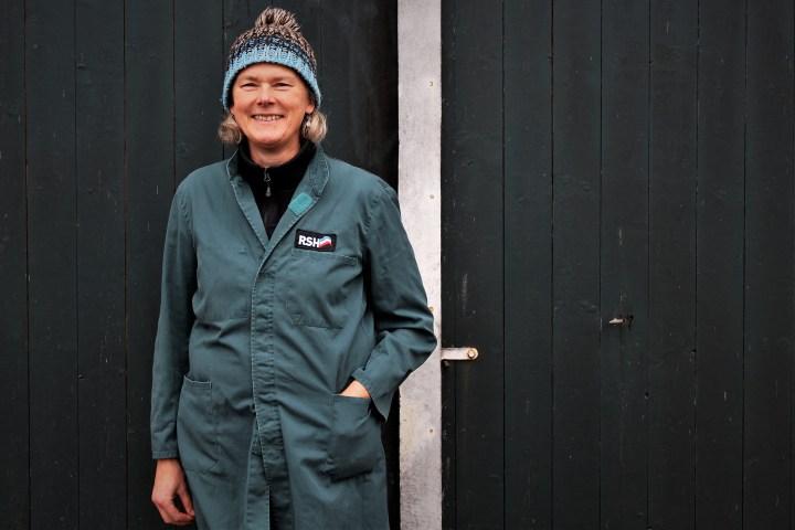 RSH Tierzuchttechnikerin Eike Weilandt
