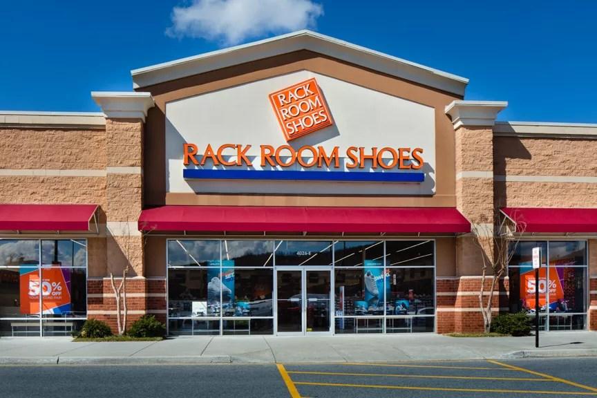 shoe stores in lynchburg va rack