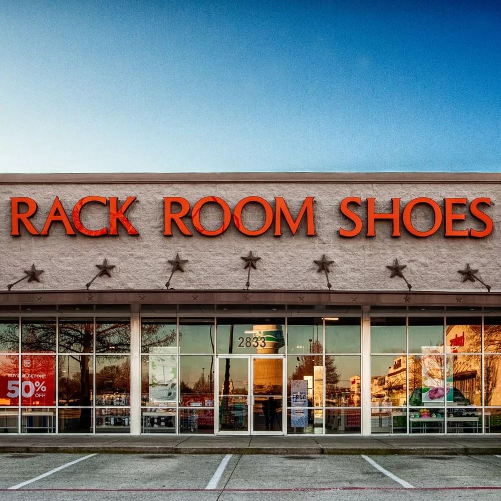shoe stores in rockwall tx rack room