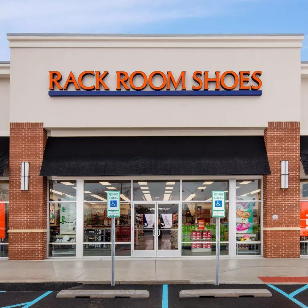 shoe stores in hampton va rack room