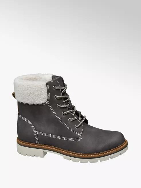 Šněrovací obuv (1111796) od Deichmann