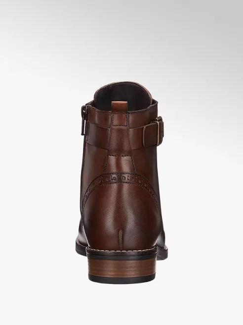 b4721ac492 Kožená obuv na zavazování značky 5th Avenue je jasným důkazem