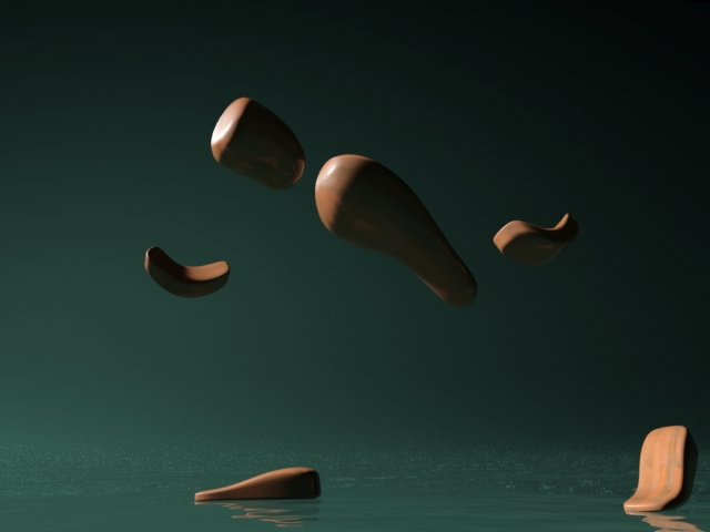 3 dimensional wooden man