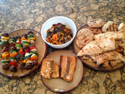 Deidra Penrose, clean eating, clean eating meal plan, healthy meal prepping, high protein diet, weight loss program, weight loss meal plan, healthy mom, fitness motivation, accountability, meal prep, NPC figure, fitness nurse, healthy mom, veggie kabobs, vegan, healthy cooking, NPC figure meal plan, NPC figure competition, NPC figure prep, weight loss ideas, healthy meal ideas, healthy dinner ideas, healthy meal plans, salmon, turkey burgers, chicken, grilled healthy food