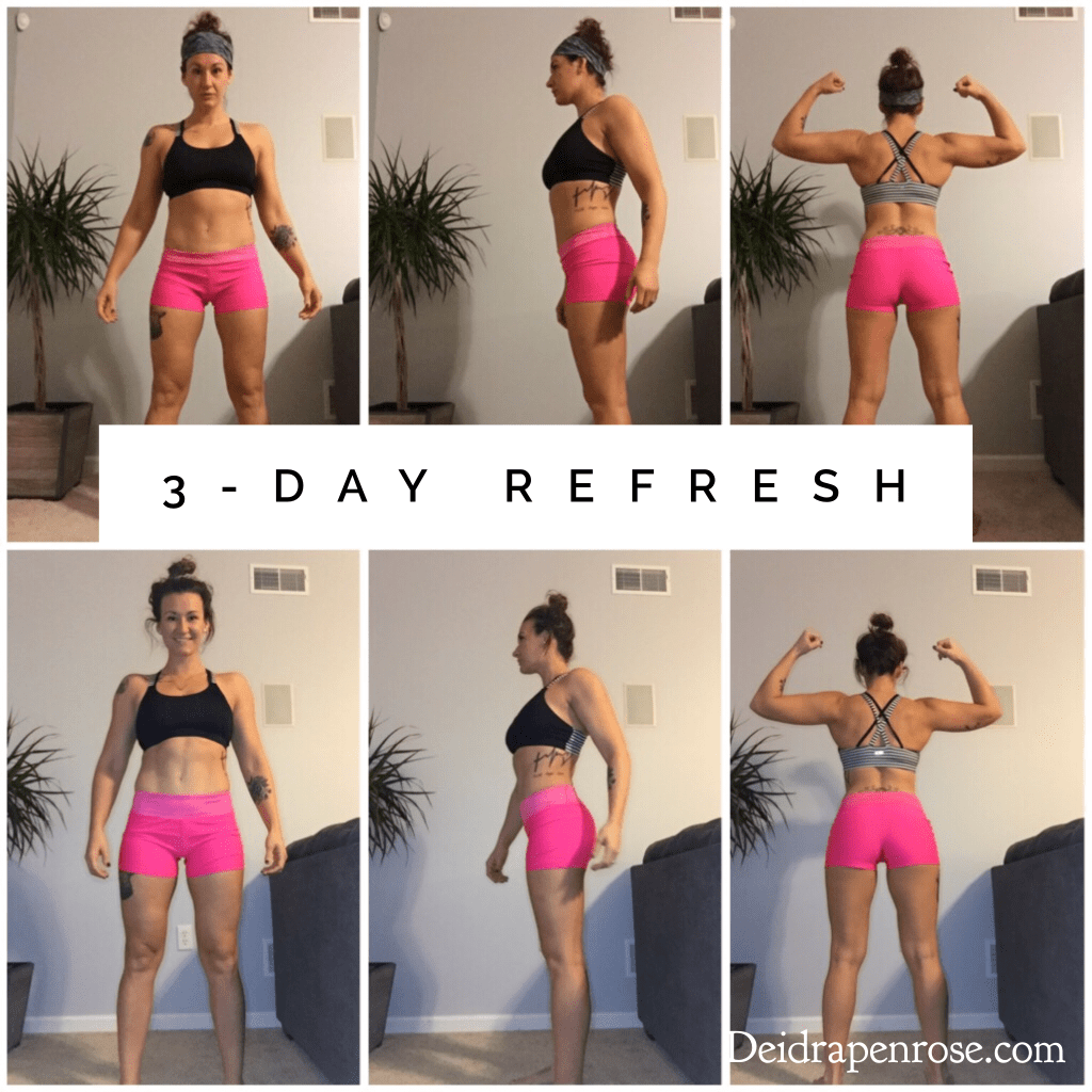 Deidra Penrose, 3 Day Refresh results, Elite beachbody coach, top Beachbody coach PA, healthy mom tips, Core de force beachbody, home fitness program beachbody, healthy nurse, stay at home mom healthy, healthy lifestyle, weight loss tips, weight loss motivation, fitness inspiration, lose weight for wedding, wedding prep workout