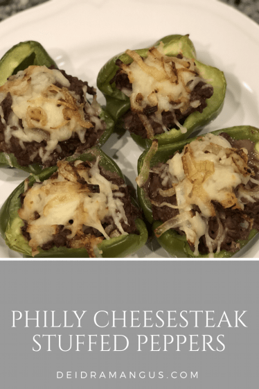Deidra Mangus, clean stuffed peppers, philly cheesesteak stuffed peppers, healthy dinner recipe, 80 day obsession recipe, 21 day fix recipes, weight loss journey new mom, post partum fitness journey, weight loss after baby, elite beachbody coach, successful beachbody coach, beachbody fitness, home fitness, clean eating