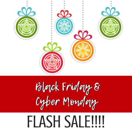 Black Friday &Cyber Monday Sales