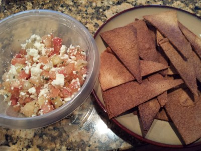 Deidra Penrose, Clean eating, meal plans, healthy recipes, P90X3 meals, Beach body, 5 star elite beach body coach, eating over super bowl weekend, party recipes, weight loss, nutrition, diets, alcoholic beverages calorie content, fitness motivation, whole wheat torila chips, fresh bruschetta