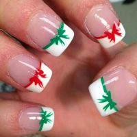 Latest Nail Art Designs For Christmas 2018 With HD Images