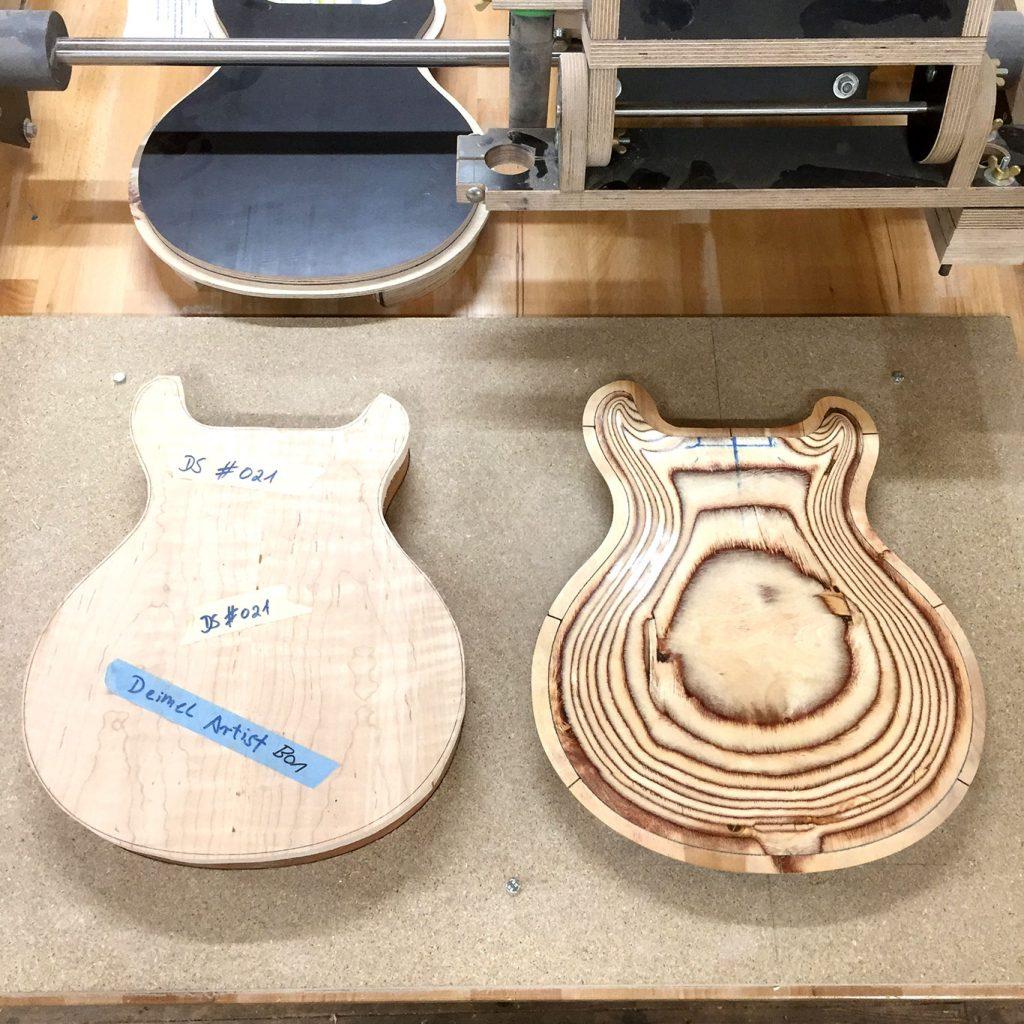 deimel guitarworks guitars basses