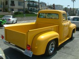 1956 Ford F100 Big Block Engine