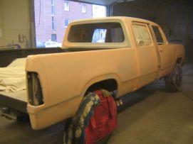 1972 Dodge W200 Umbau