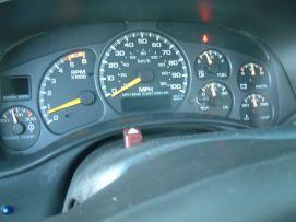 2001 Chevrolet K3500 8,1l Vortec Engine^