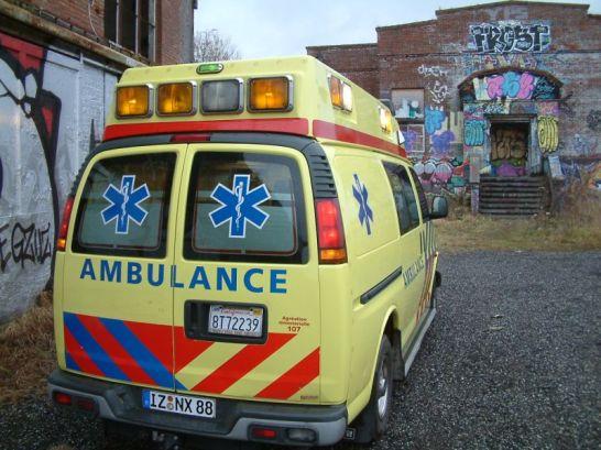 2001 Chevrolet Ambulance