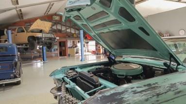 1960 Cadillac Sedan de Ville Flattop