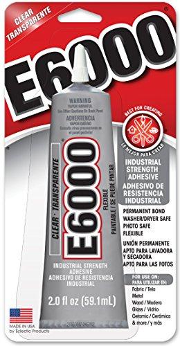 E6000 IndustriestÊrke Klebstoff (2 Unzen) -