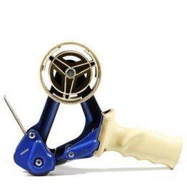 Profi Packetband Handabroller mit Bremse Metallgehäuse Profiqualität -