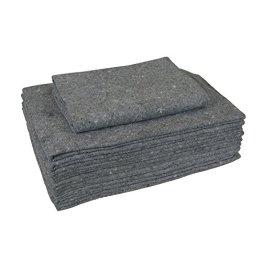 10 Möbeldecken Umzugsdecken 150 x 200 cm Packdecken Lagerdecken für Umzug -