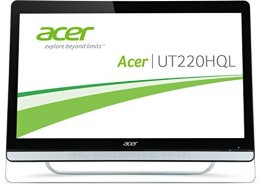 Acer UT220HQLBMJZ 54,6cm (21,5 Zoll) Monitor (VGA, HDMI mit MHL, Touchscreen, 8ms Reaktionszeit) schwarz -